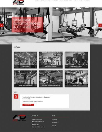 4dfit weboldal